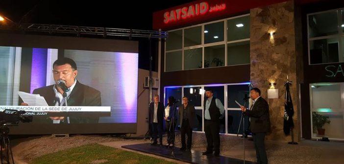 Se inauguró la sede Propia de Seccional Jujuy