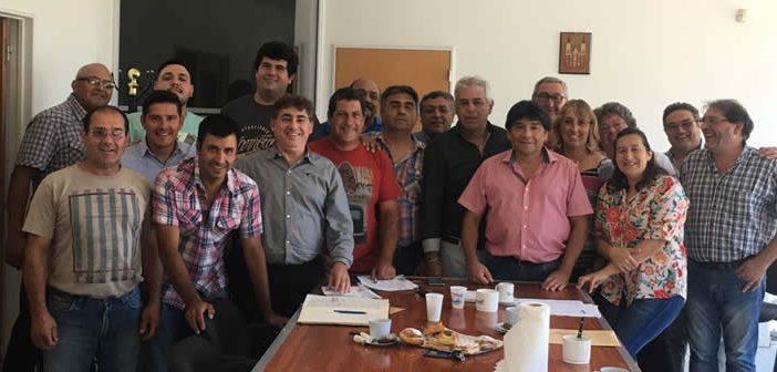 Asumió la Comisión Ejecutiva de Seccional Buenos Aires Zona 3