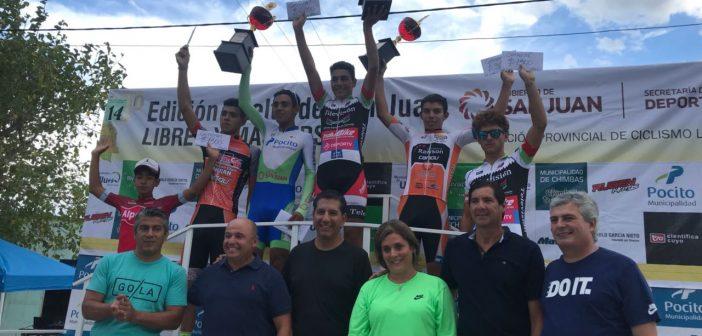 Ciclismo SATSAID: Triunfo en la Vuelta Juvenil a San Juan