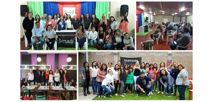 Encuentros de Mujeres en Misiones y Jujuy