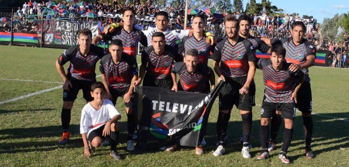Fútbol: Gran triunfo del SATSAID