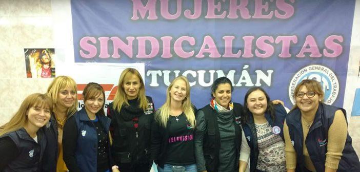 Las compañeras tucumanas se suman a la Corriente Federal