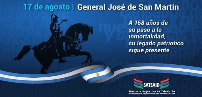 17 de agosto   General José de San Martín