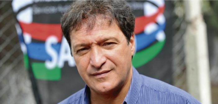 """Horacio Arreceygor en SindicalFederal.com: """"Quieren echarnos la culpa de la crisis a los trabajadores"""""""