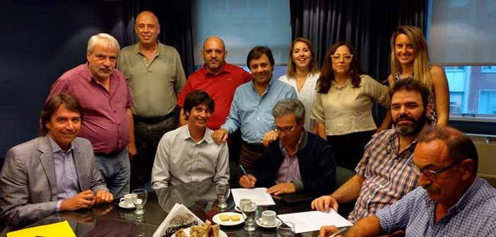 Se firmó el Acuerdo Paritario ATA-CAPIT