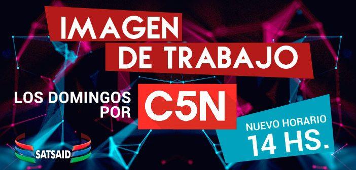 ¡Este domingo 13 de enero no te pierdas Imagen de Trabajo, programa especial desde Mar del Plata!