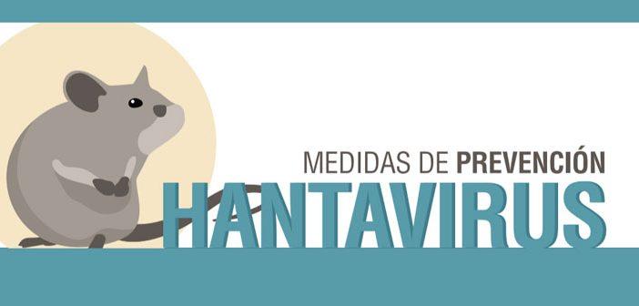 Hantavirus – Medidas de prevención