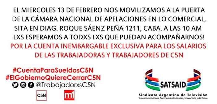 #CuentaParaSueldosC5N