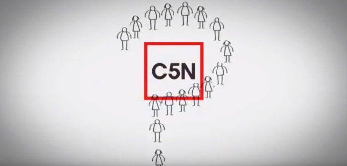 Por una cuenta inembargable para el pago de salarios de las compañeras y compañeros de C5N
