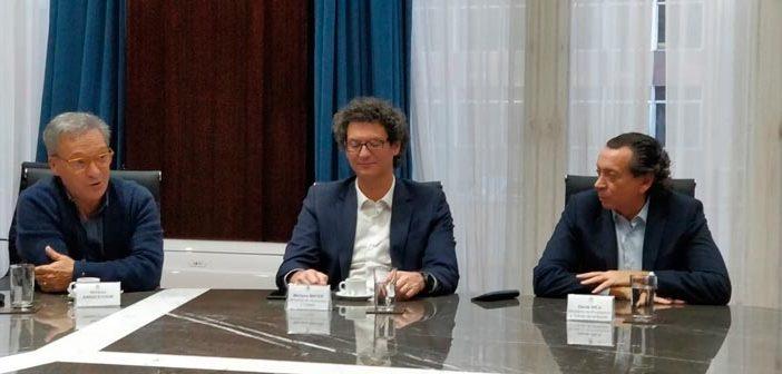 Acuerdo entre el SATSAID y el Ministerio de Producción para el fomento de la industria audiovisual