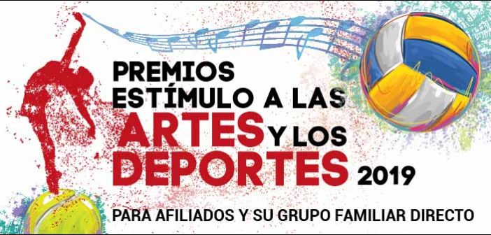 Premios estímulo a las artes y los deportes 2019
