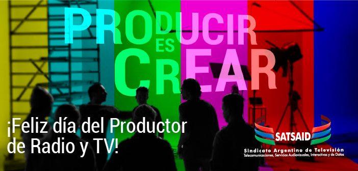 Día del Productor de Radio y TV