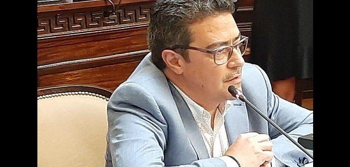 LA LEGISLATURA MENDOCINA APROBÓ DOS INICIATIVAS DE NUESTRO COMPAÑERO MARCELO APARICIO