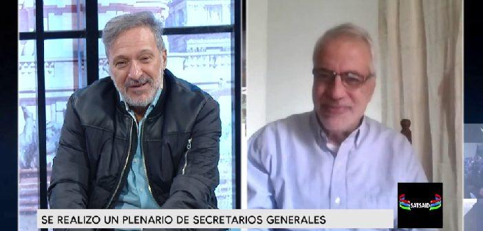 Imagen de Trabajo edición especial con Horacio Arreceygor y Gustavo Bellingeri