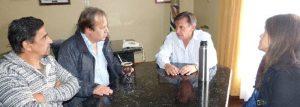 Acuerdos por obras en Sec. Santa Cruz