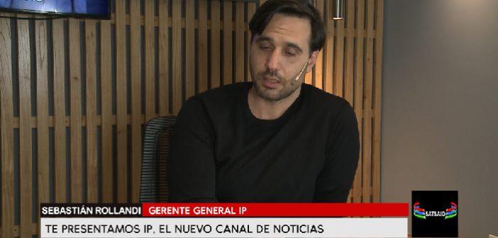 ENTREVISTA EXCLUSIVA AL GTE. GRAL DE IP, EL NUEVO CANAL DE NOTICIAS