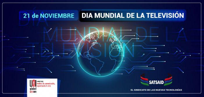 21 DE NOVIEMBRE- DÍA MUNDIAL DE LA TELEVISIÓN