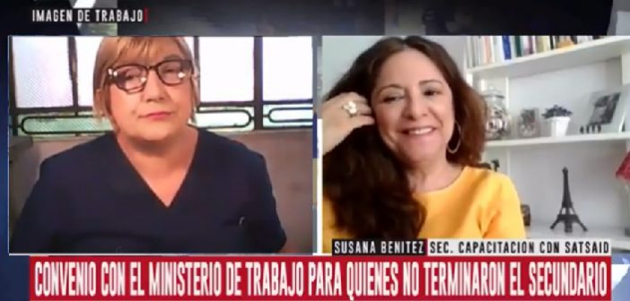 IMAGEN DE TRABAJO: SUSANA BENÍTEZ Y GABRIELA PIOVANO