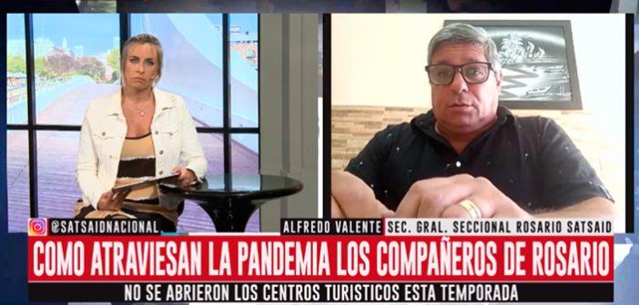 IMAGEN DE TRABAJO CON ALFREDO VALENTE Y PABLO BIRO
