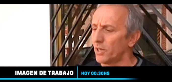 HOY, DESPUÉS DE LA MEDIANOCHE, IMAGEN DE TRABAJO CON: MIRIAM LEWIN Y ROBERTO CLERF