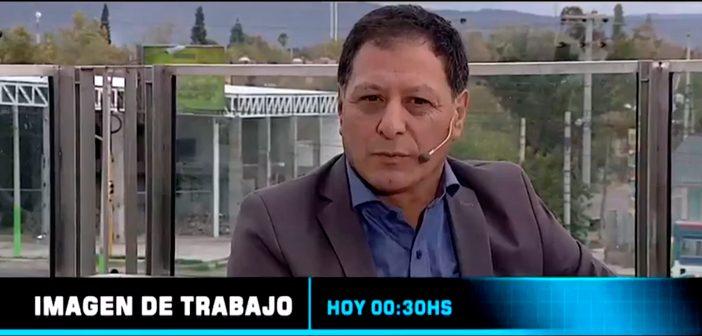 HOY DESPUÉS DE MEDIANOCHE, IMAGEN DE TRABAJO CON: MARIO QUINTERO Y GERARDO GONZALEZ