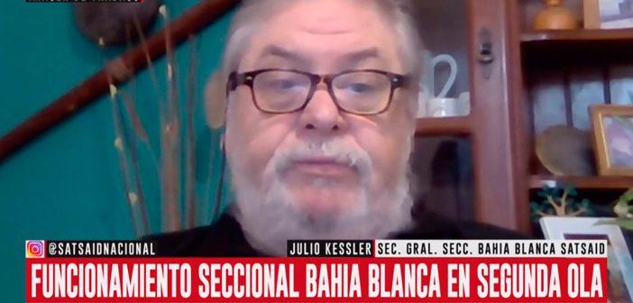 IMAGEN DE TRABAJO: JULIO KESSLER NOS CUENTA LA ACTUALIDAD DE LA SECCIONAL BAHÍA BLANCA