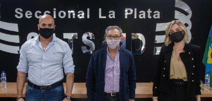COSITMECOS REGIONAL LA PLATA: SE FIRMÓ UN NUEVO CONVENIO EN CONJUNTO CON LA UNIVERSIDAD NACIONAL DE LA PLATA