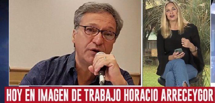 IMAGEN DE TRABAJO: HORACIO ARRECEYGOR HABLÓ SOBRE LA PARITARIA ATA-CAPIT